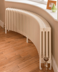 Bay window radiators  how to choose the right one?