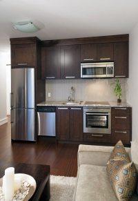 Modern kitchenette ideas  the comfort of a stylish mini ...