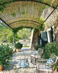 Garden shade structures  choose the right one for your ...