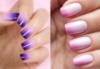 Fancy summer nails ideas - beautiful ombre nail art