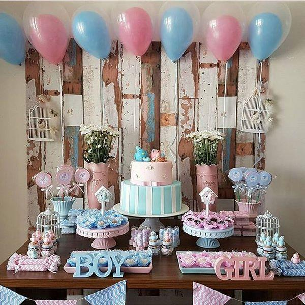 Adorable baby shower tea party ideas \u2013 how to plan the perfect event?