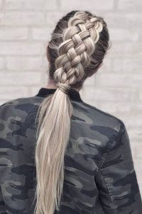 Viking hairstyles for women with long hair  its all ...