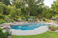 Pool landscaping ideas and basic rules for the decor of ...
