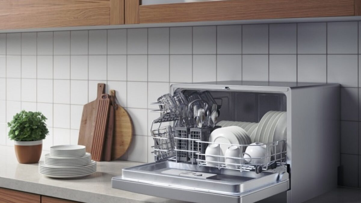 The Pros And Cons Of Countertop Dishwasher Do You Need One And Why