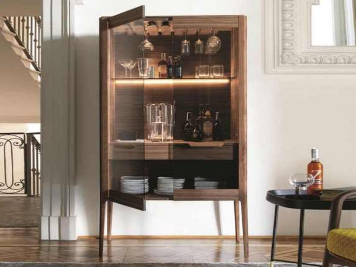 Mini Bar Cabinet Design Ideas An Elegant Furniture Piece For Your Home