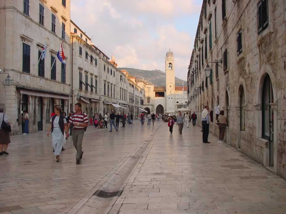 Trip Travel Dubrovnik Old Town