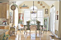 French Country Style Kitchen - Home Design Blog