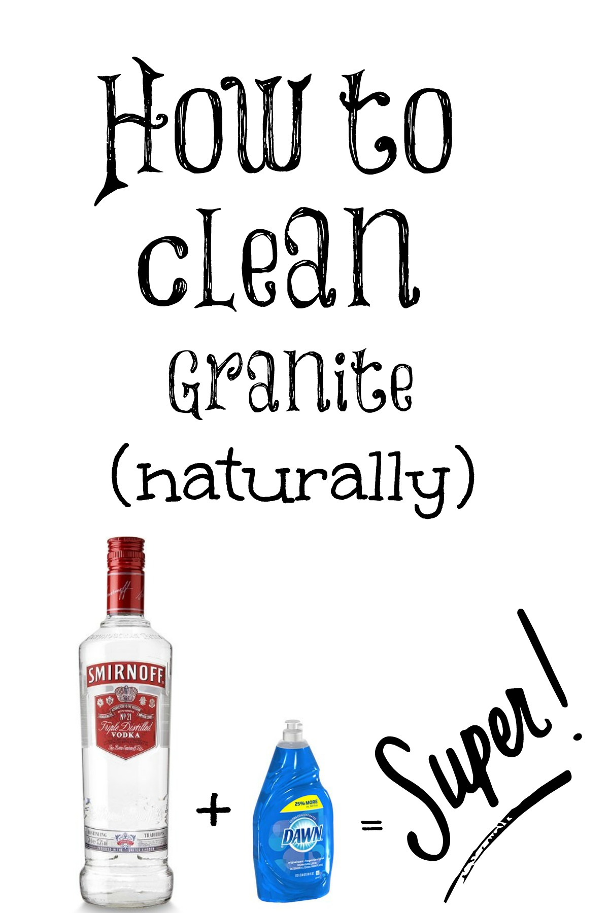 Natural Way To Clean Granite Countertops How To Clean Your Granite Countertops Naturally Jpg 1 200