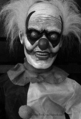 Clown-Close-up