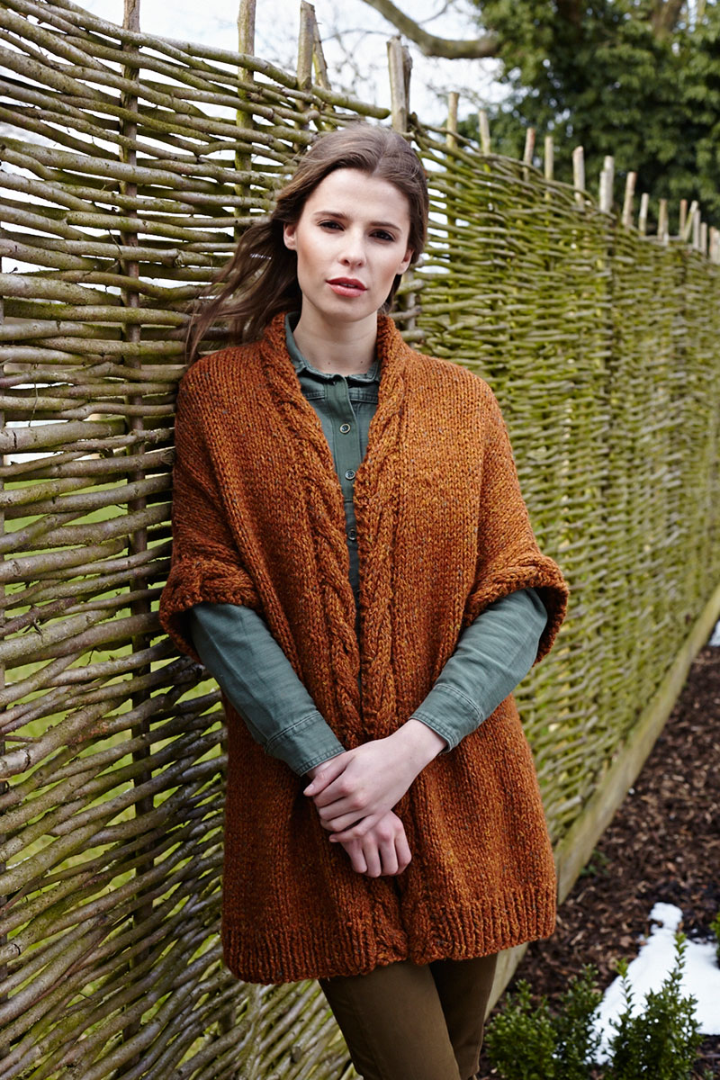 rustic knits debbie bliss