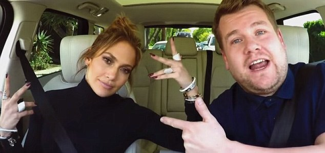 Jennifer Lopez Carpool Karaoke and Engaging with your Audience
