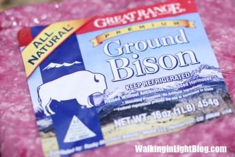 ground bison,