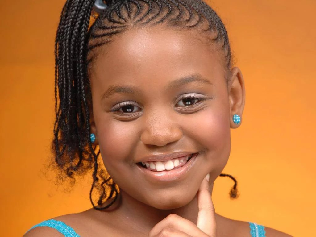 Coiffure Africaine Les Nattes Nattes Africaine Pour Petite Fille Zq64 Montrealeast
