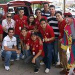 Participan Tomateros en programa de radio