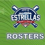 Rósters para el Juego de Estrellas 2012