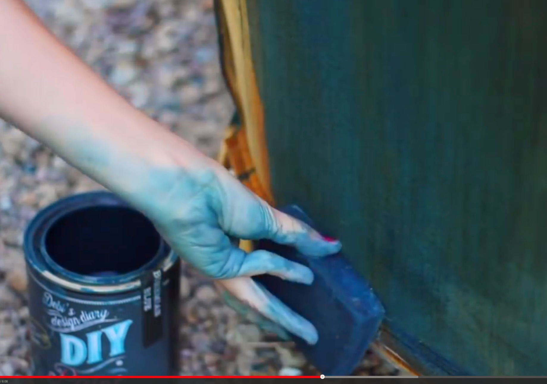 How To Paint A Couch Or Upholstery Debis Design Diary