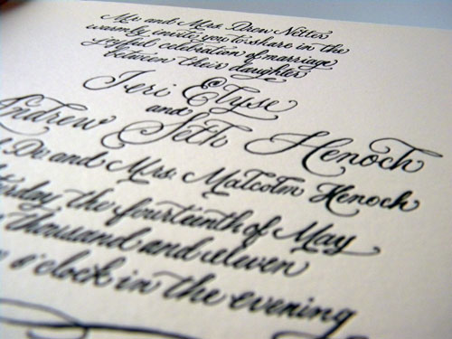 Interview with Christy Toney, Calligrapher and Graphic Designer