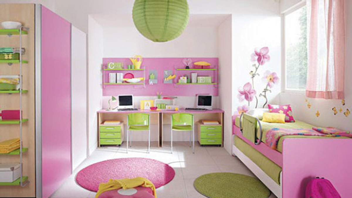 Ideas To Decorate Your Kid S Room Giving Words To Emotions