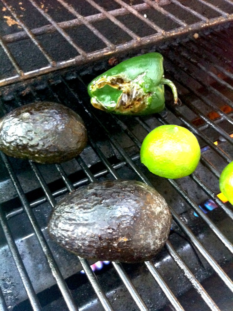 Grilled Guacamole! (2/3)
