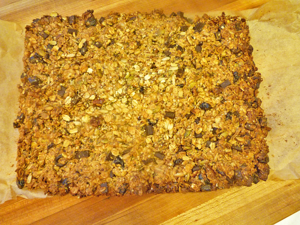 granola-bars-cooked
