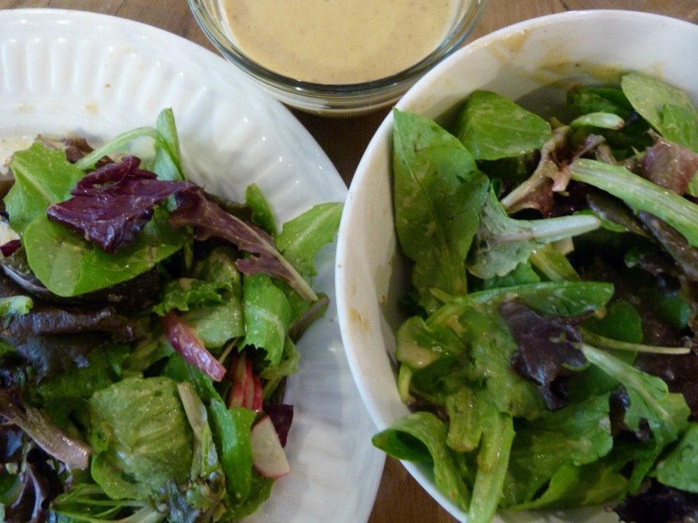 Creamy Roasted Garlic Dressing