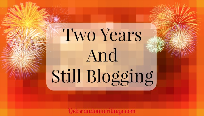 Two Years And Still Blogging