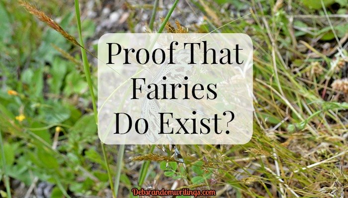 Proof That Fairies Exist?