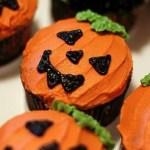 Cupcakes para Festa de Halloween