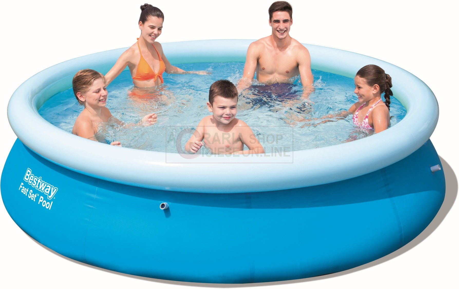 Bestway Piscinas Buy Bestway 57266 Pool Autoportante Fast Set