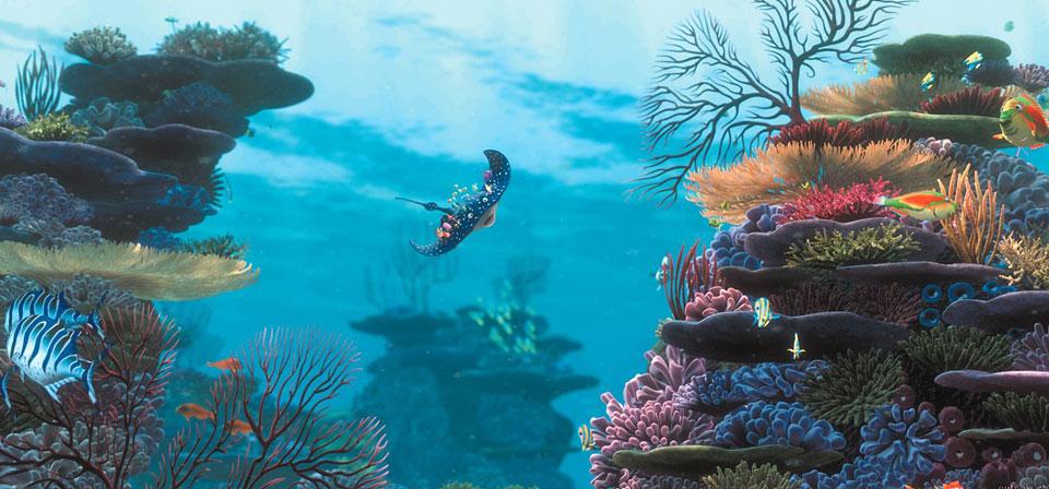 Tropical Ocean 3d Live Wallpaper Finding Dory 2016 Decent Films