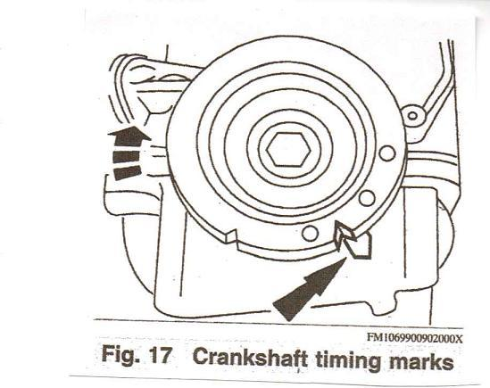 How To Install A Timing Belt - Ford ZX-2 DOHC - After It Breaks