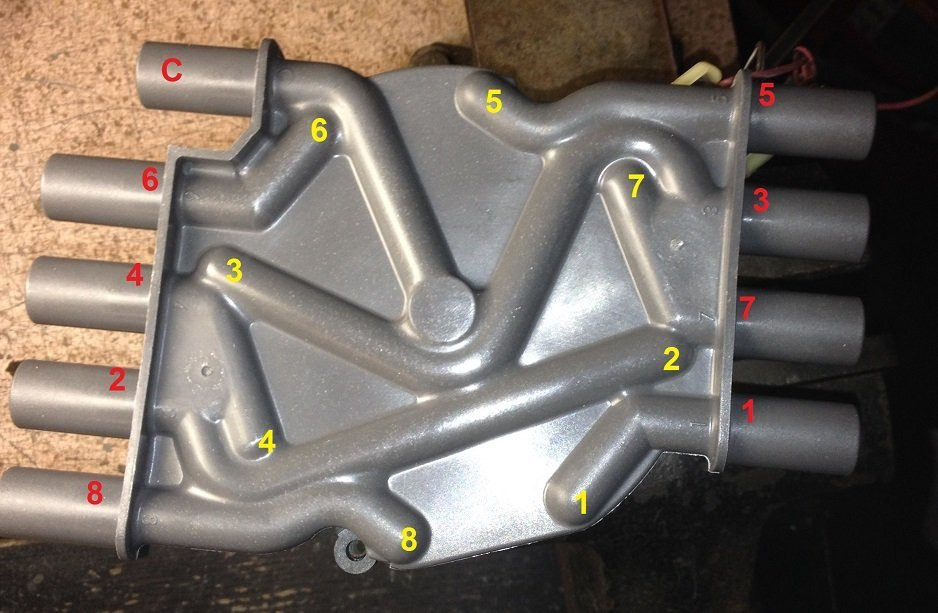 Chevy 43L  57L Vortec Distributor Install (Part Two) DIY Forums