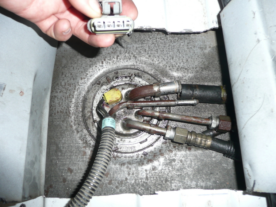 Fuel Pump Replacement In Chevy Astro DIY Forums