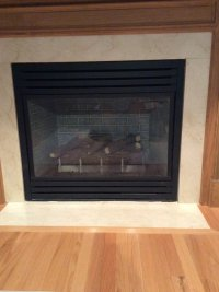 Fireplace   DIY Forums
