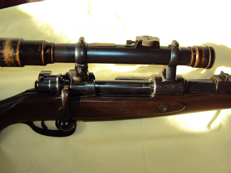 Sy Spandau I Have 2 Mauser Pre Ww1 Sporting Rifles Converted To
