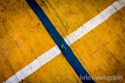 X marks the spot. (Camera: Canon Rebel T3i)