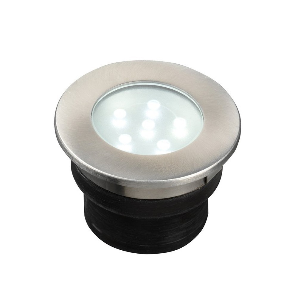 Projecteur Led Exterieur 12 Volts Spot Led Brevus Blanc Pour Terrasse Bois Garden Light