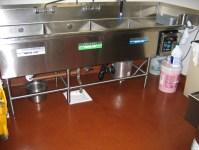 Restaurants Commercial Kitchen Floors | Deckade Advanced ...