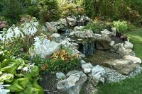 For Backyard Water Features: Some Like it Pondless  The ...