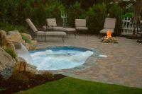Backyard Natural Retreat Is Splendid in all Seasons  The ...
