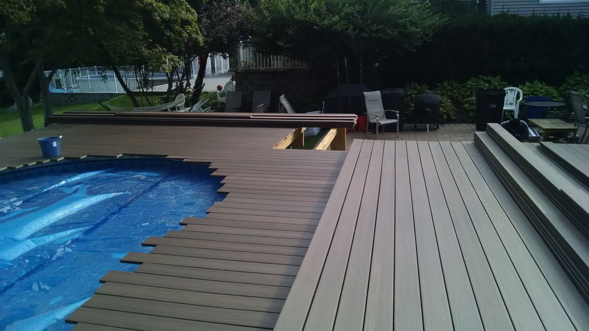 Composite Deck Tiles Composite Decking