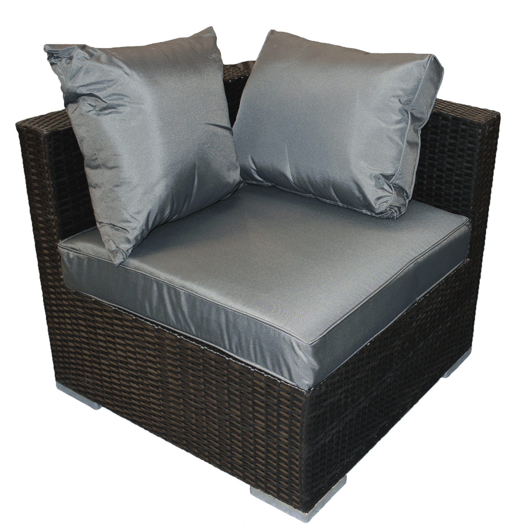 Rattan Sofa Corner Set L Shaped Rattan Sofa Gardeon 6 Piece Outdoor Wicker Sofa Set Black