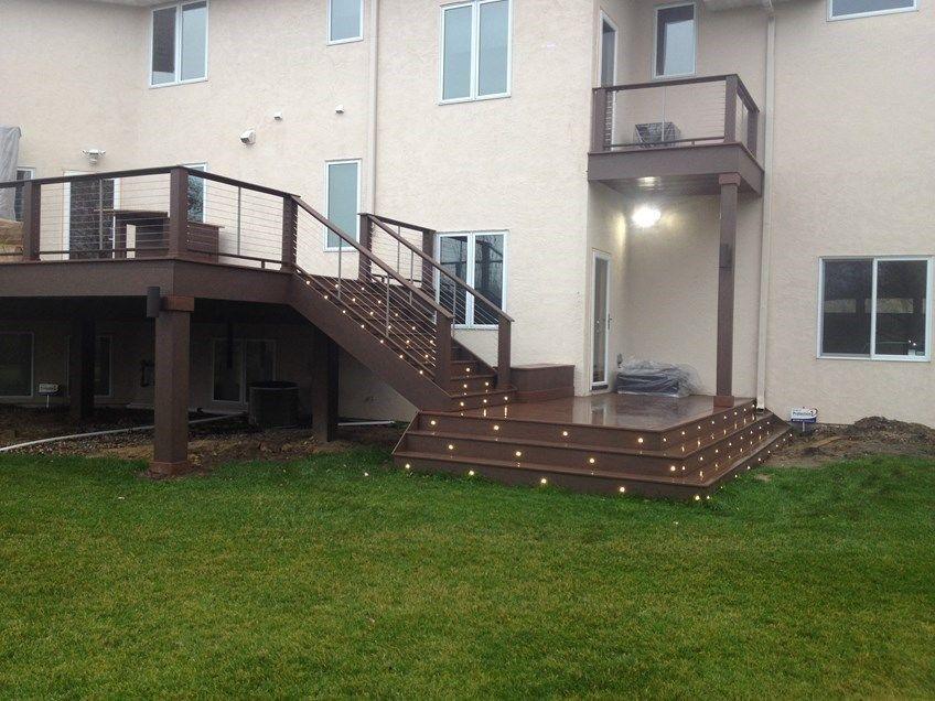 Deckscom Balcony Deck