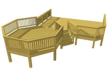 Decks.Com. Free Plans