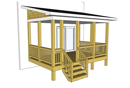 Free Deck Plans  Deck Designs Decks