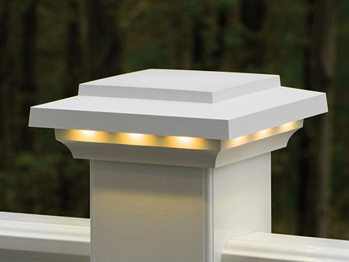Azek Sheds Light On Deck And Railing Lighting