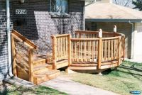 Front Entry Decks - DeckTec Outdoor Designs