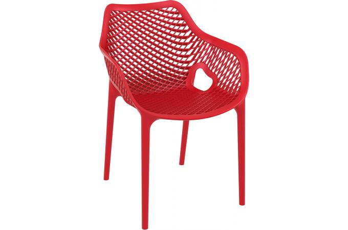 Chaise Design Rouge Chaise Design Rouge Aeria - Chaise Design Pas Cher