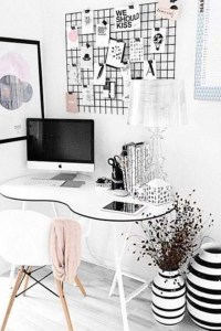 Home Office Ideas for Women on a Budget  {Pictures & Easy ...