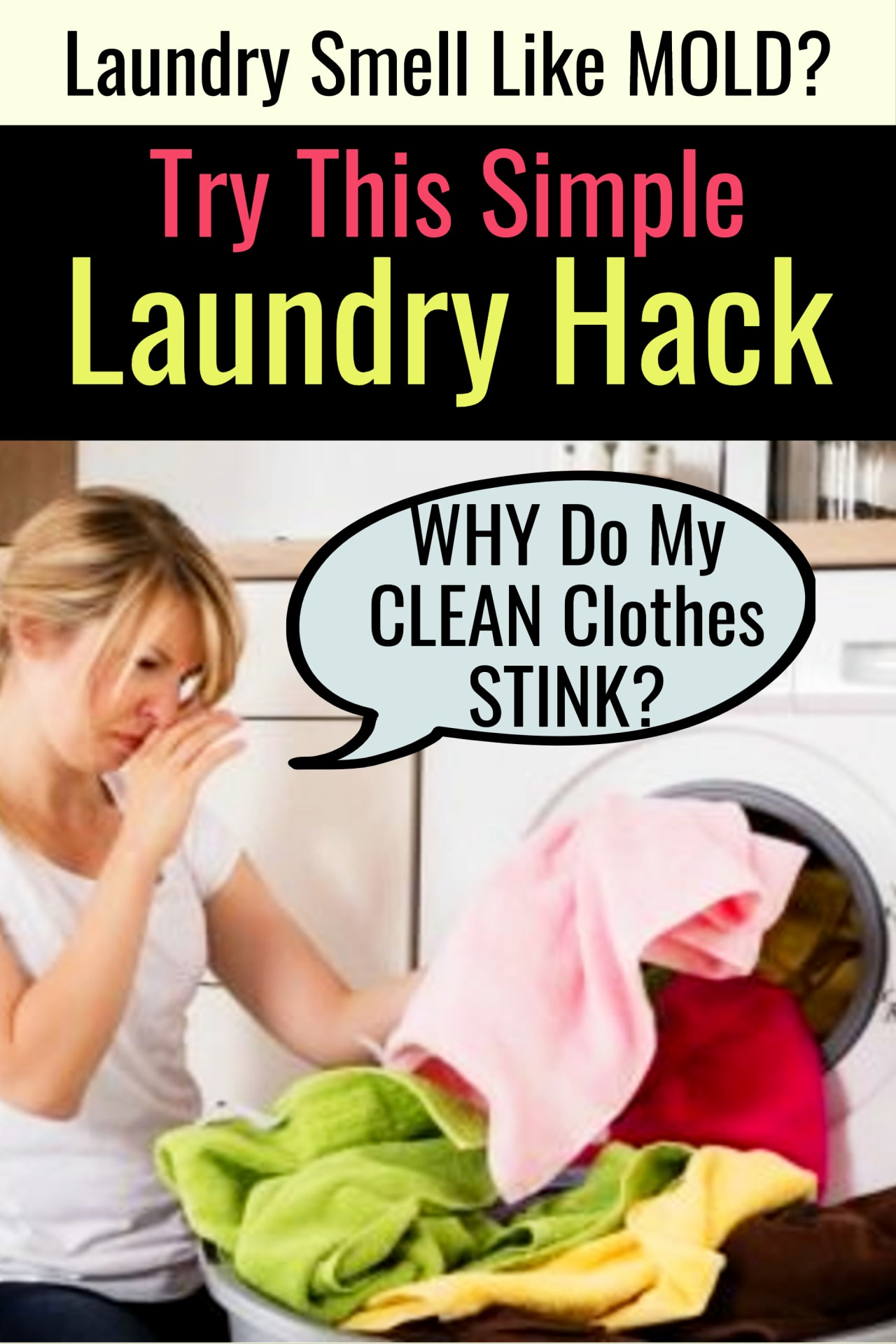 How To Get Urine Smell Out Of Clothes How To Get Sour Smell Out Of Clothes Towels Sour Laundry Remedy